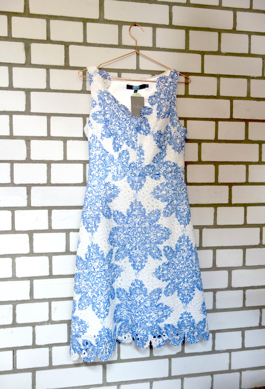Gegen Montagsmelancholie – Ein Kleid für eine Hochzeit besser gesagt ...