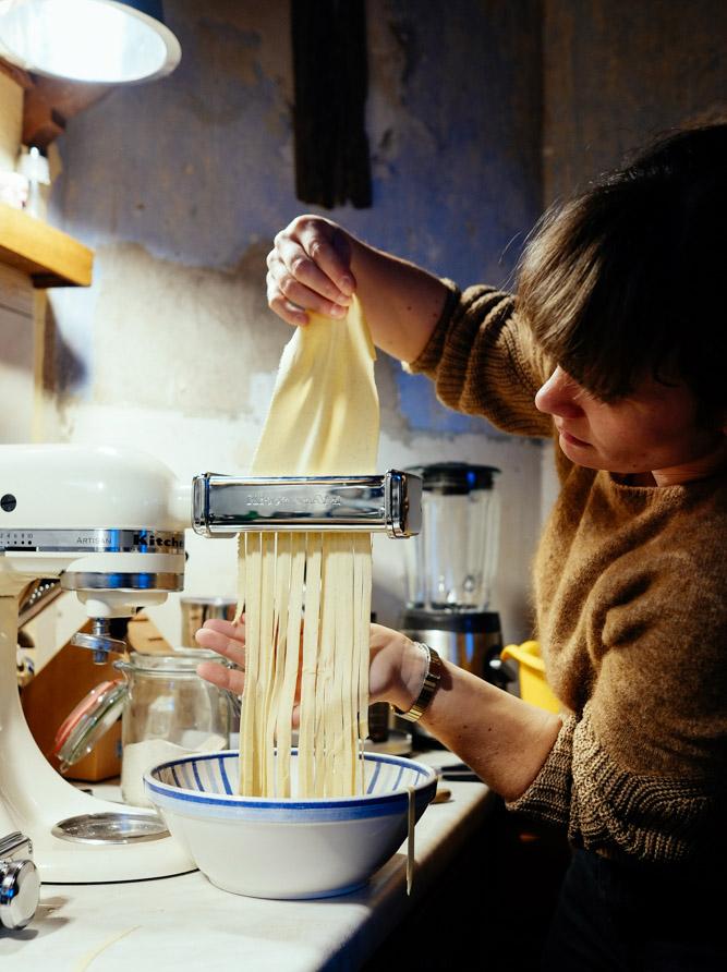 Homemade Tagliatelle3