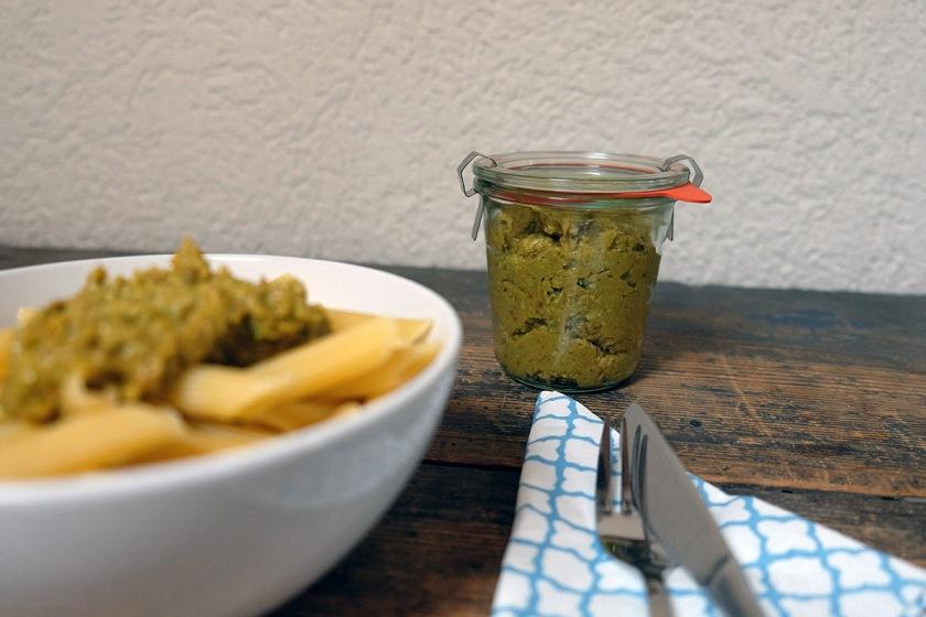 Avocado Zitronen Pesto2