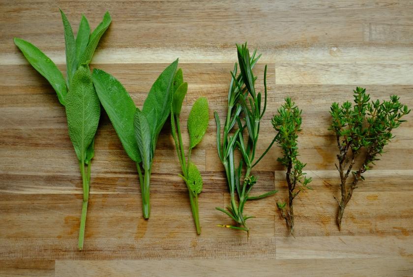 Gemüsegalette mit Ziegenkäse4