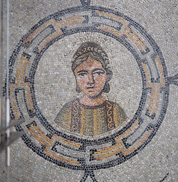 Aquillea Italien Mosaik