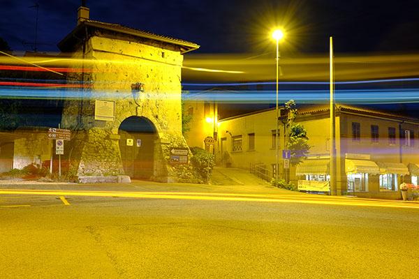 Duino bei Nacht