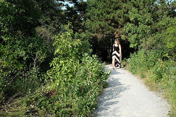 Duino Italien Rilkeweg