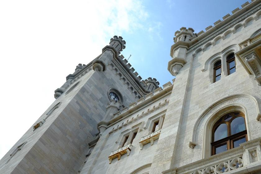 Castello Miramare 02