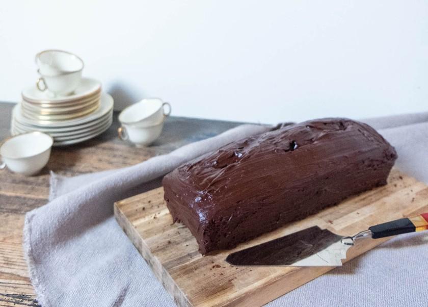 Walnuss Schokoladenkuchen (1 von 22)