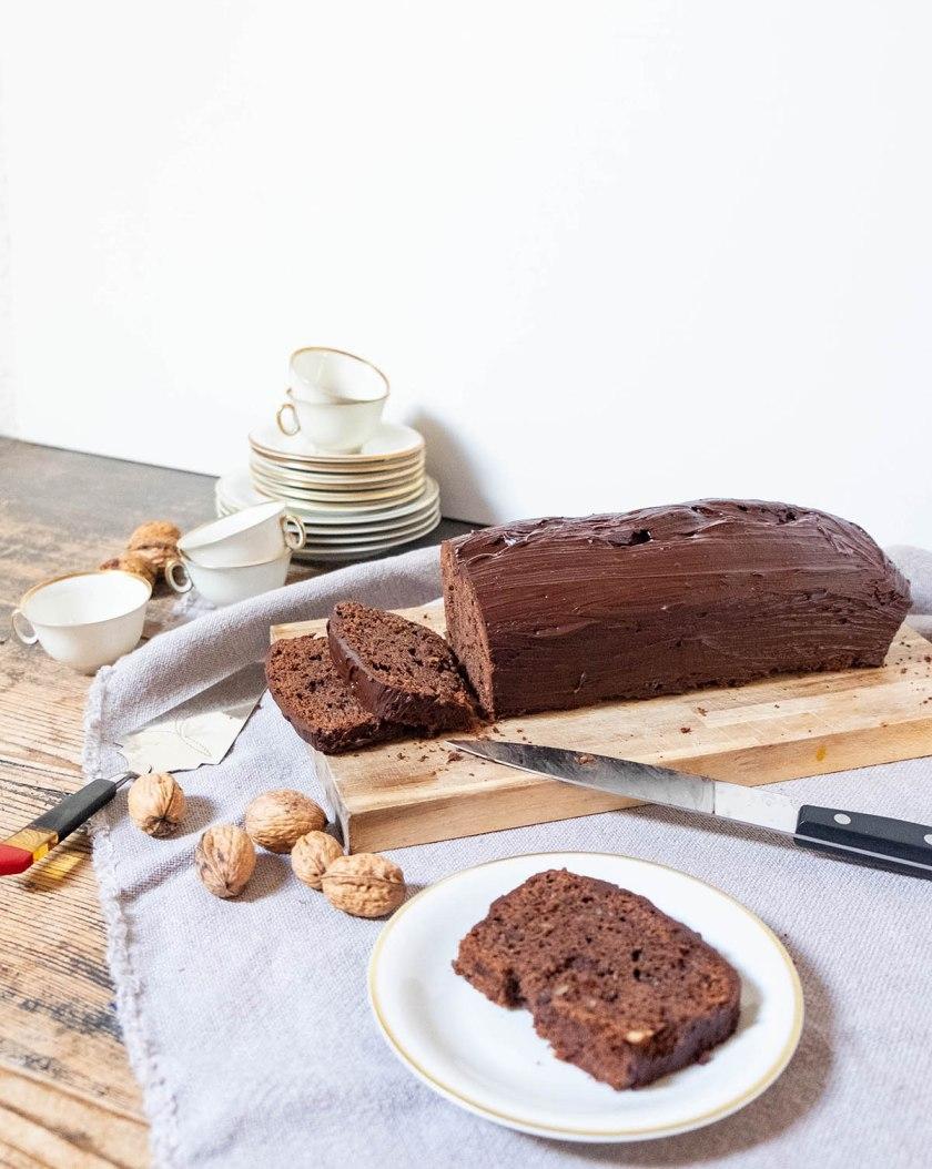 Walnuss Schokoladenkuchen (12 von 22)