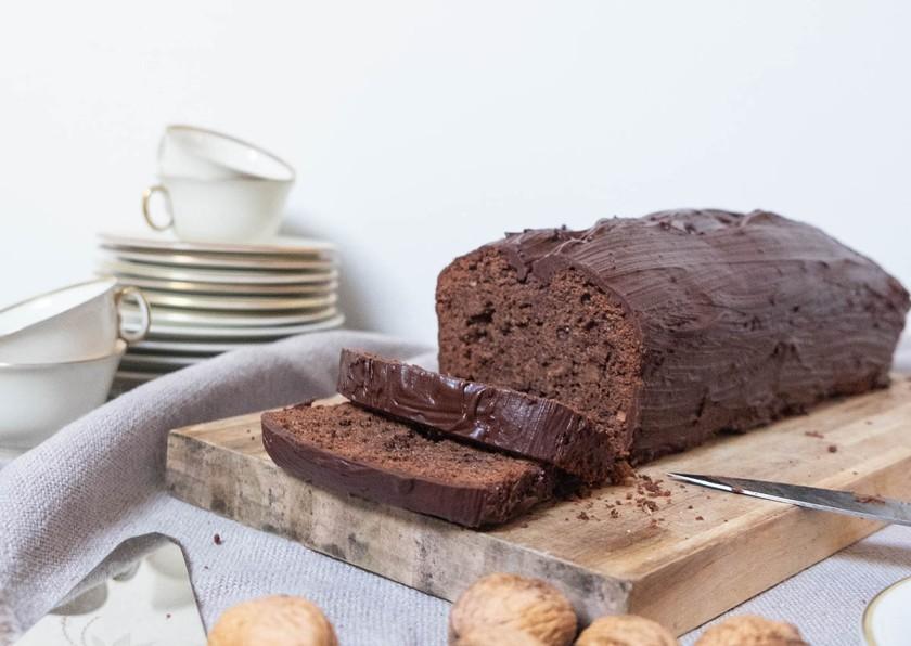Walnuss Schokoladenkuchen (21 von 22)